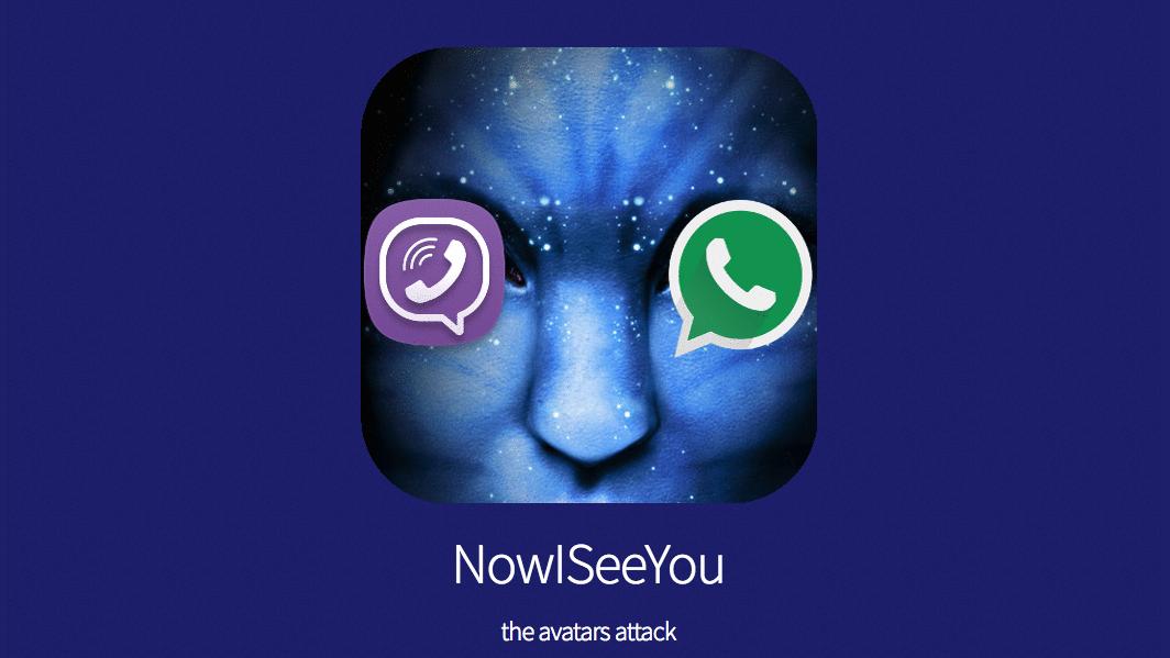 [News] NowISeeYou è un privacy hacking tutto italiano che investe potenzialmente WhatsApp eViber